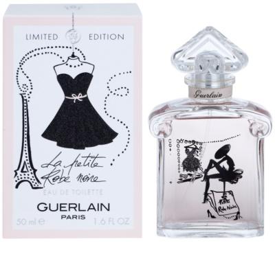 Guerlain La Petite Robe Noire Limited Edition 2014 woda toaletowa dla kobiet
