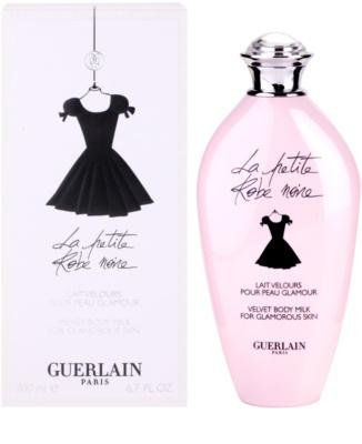 Guerlain La Petite Robe Noire leite corporal para mulheres