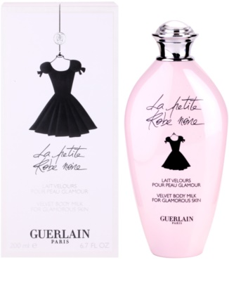 Guerlain La Petite Robe Noire testápoló tej nőknek