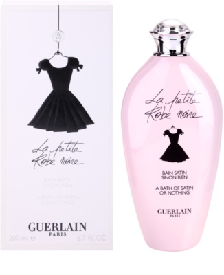 Guerlain La Petite Robe Noire gel de ducha para mujer