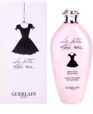 Guerlain La Petite Robe Noire sprchový gel pro ženy