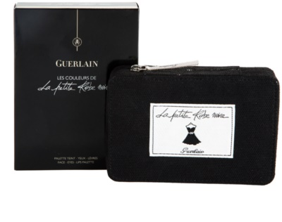 Guerlain La Petite Robe Noire die Palette dekorativer Kosmetik 3