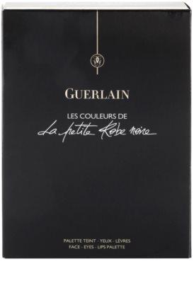Guerlain La Petite Robe Noire die Palette dekorativer Kosmetik 4