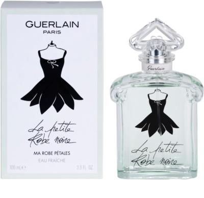 Guerlain La Petite Robe Noire Eau Fraiche toaletna voda za ženske