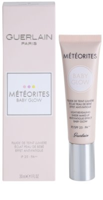 Guerlain Météorites Baby Glow maquilhagem leve com efeito brilhante 1