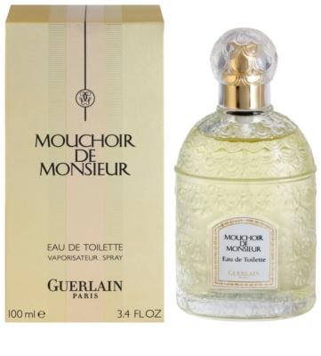 Guerlain Mouchoir de Monsieur Eau de Toilette pentru femei