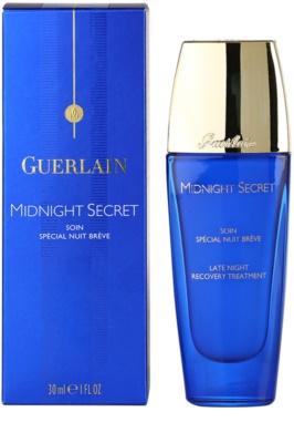 Guerlain Midnight Secret tratamiento de noche para renovación celular de la piel 3