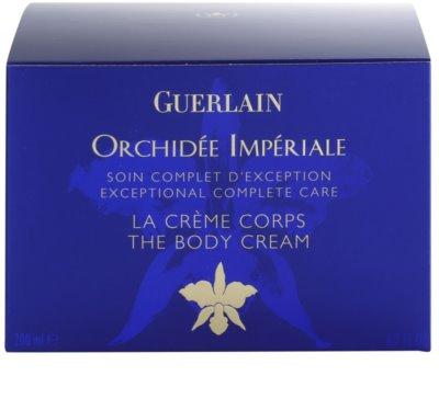 Guerlain Orchidee Imperiale vyživujúci a vyhladzujúci telový krém 3