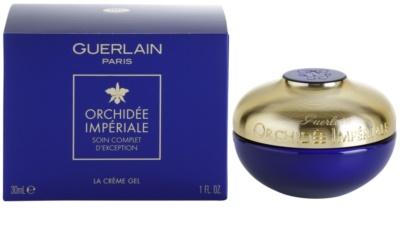 Guerlain Orchidee Imperiale gel cremoso com efeito rejuvenescedor 1