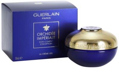 Guerlain Orchidee Imperiale gel cremoso com efeito rejuvenescedor 2