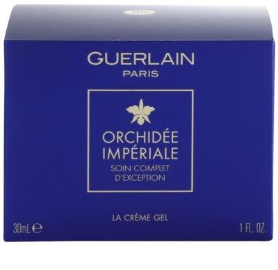 Guerlain Orchidee Imperiale gel krema s pomlajevalnim učinkom 3