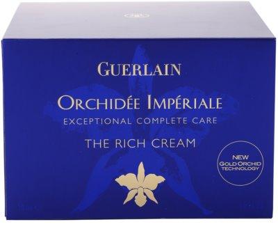 Guerlain Orchidee Imperiale crema rejuvenecedora con extracto de orquídea 4