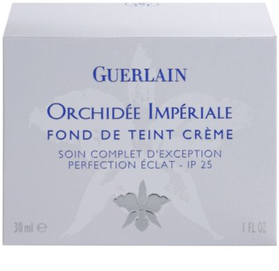 Guerlain Orchidee Imperiale ápoló make-up SPF 25 3