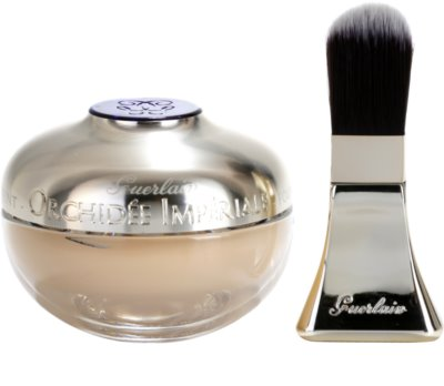 Guerlain Orchidee Imperiale maquillaje  SPF 25