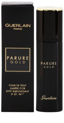 Guerlain Parure Gold Anti-Aging Make up SPF 30 3