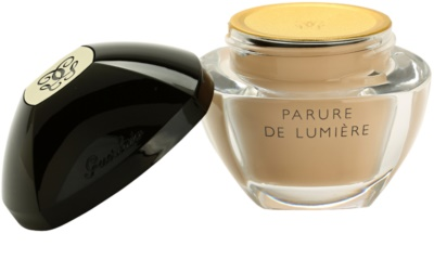 Guerlain Parure de Lumière maquillaje en crema con efecto humectante 1