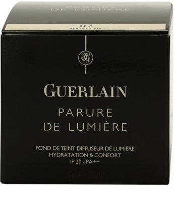 Guerlain Parure de Lumière крем фон дьо тен с хидратиращ ефект 5