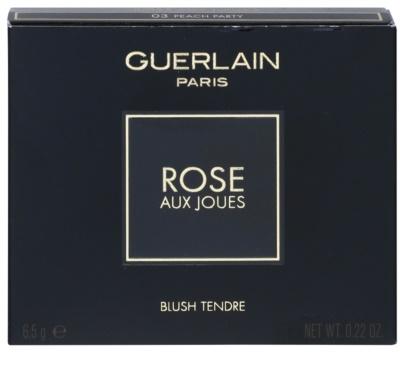Guerlain Rose Aux Joues colorete 3