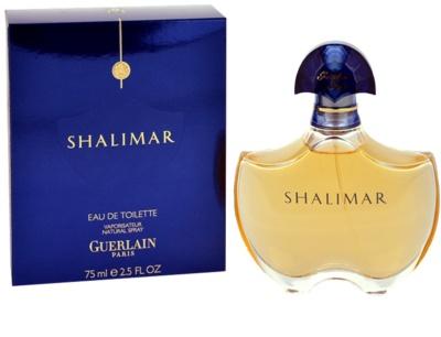 Guerlain Shalimar eau de toilette para mujer