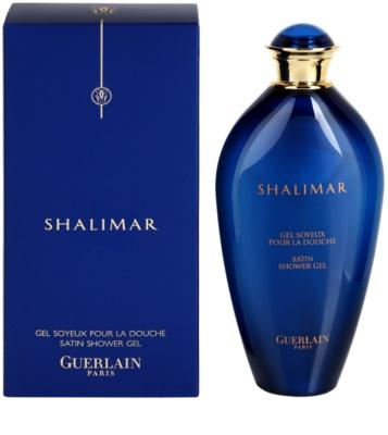 Guerlain Shalimar gel de duche para mulheres