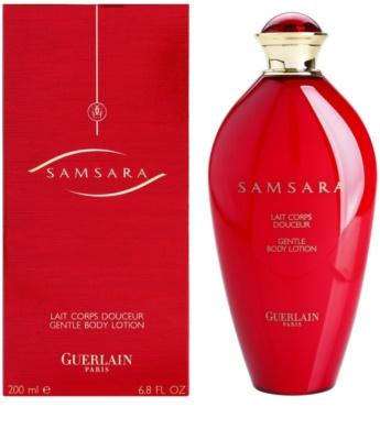 Guerlain Samsara testápoló tej nőknek