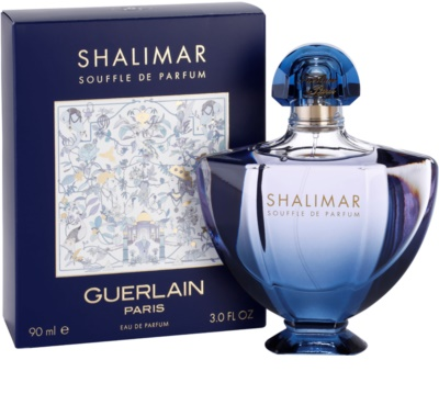 Guerlain Shalimar Souffle De Parfum Eau De Parfum pentru femei 1