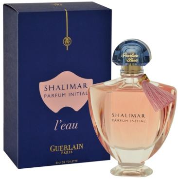 Guerlain Shalimar Parfum Initial L´Eau eau de toilette nőknek