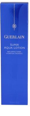 Guerlain Super Aqua hydratisierendes Serum für den Körper 4
