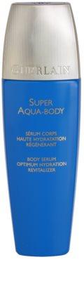 Guerlain Super Aqua szérum testre