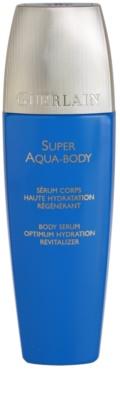 Guerlain Super Aqua сироватка для тіла