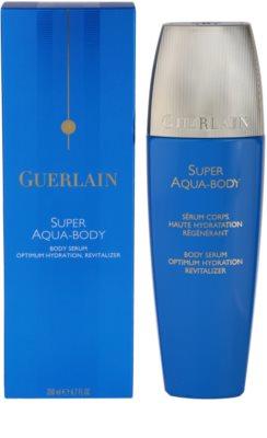Guerlain Super Aqua сироватка для тіла 3
