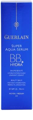 Guerlain Super Aqua hydratační BB krém SPF 25 2