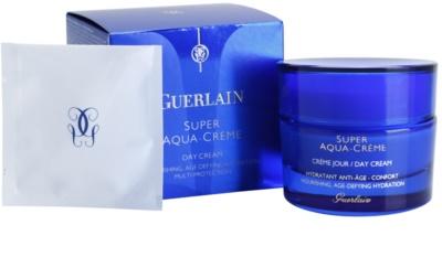 Guerlain Super Aqua tápláló hidratáló nappali krém 2