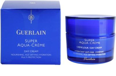 Guerlain Super Aqua tápláló hidratáló nappali krém 3