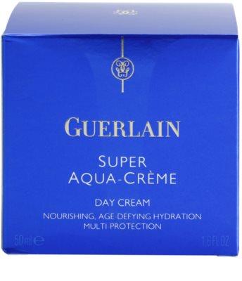 Guerlain Super Aqua tápláló hidratáló nappali krém 4