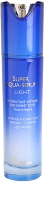 Guerlain Super Aqua leichtes Hautserum für intensive Feuchtigkeitspflege der Haut