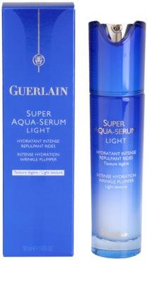 Guerlain Super Aqua sérum facial leve para hidratação intensiva de pele 2