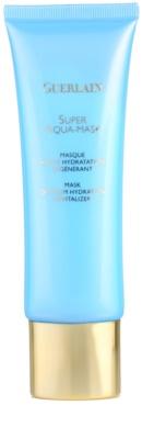 Guerlain Super Aqua хидратираща маска за лице
