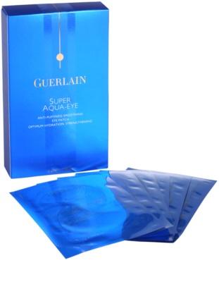 Guerlain Super Aqua hydratační maska na oční okolí 1