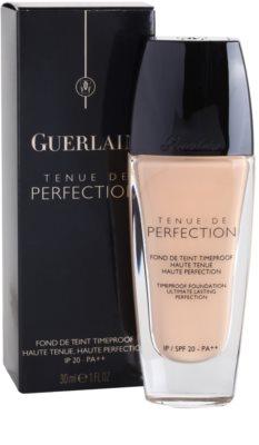 Guerlain Tenue De Perfection make-up a hosszan tartó tökéletes hatású bőrért 2