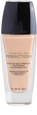 Guerlain Tenue De Perfection make-up a hosszan tartó tökéletes hatású bőrért