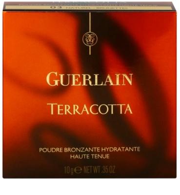 Guerlain Terracotta Bräunungspuder mit Pinselchen 3
