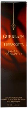 Guerlain Terracotta Jambes de Gazelle spray bronceador refrescante para el cuerpo 4
