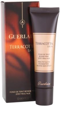 Guerlain Terracotta Skin make-up pro zdravý vzhled 1