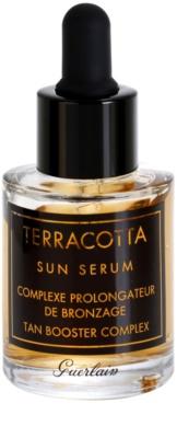 Guerlain Terracotta Sun Serum sérum pro prodloužení opálení na tělo a obličej