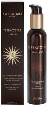 Guerlain Terracotta Sunless gel autobronzeador para corpo 1
