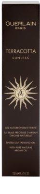 Guerlain Terracotta Sunless gel autobronzeador para corpo 2
