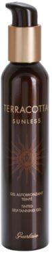 Guerlain Terracotta Sunless gel autobronzant pentru corp