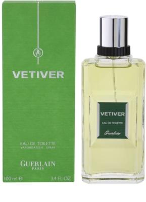 Guerlain Vetiver 2000 woda toaletowa dla mężczyzn