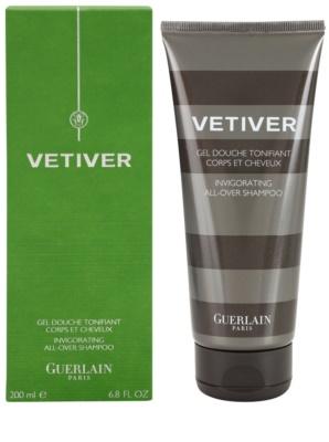 Guerlain Vetiver 2000 gel za prhanje za moške